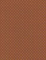 Möbelstoff HARLEM FR 670 Muster Abstrakt orange