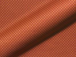 Möbelstoff HARLEM FR 671 Muster Abstrakt orange