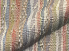 Möbelstoff KREMS 825 Streifenmuster multicolor