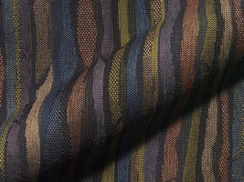 Möbelstoff KREMS 828 Streifenmuster multicolor