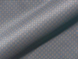 Möbelstoff MANHATTAN FR 636 Karomuster blau