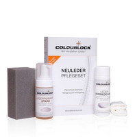 Neuleder Pflegeset Stark mit Leder Versiegelung - Colourlock