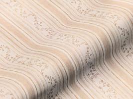 Möbelstoff TOSCANA 618261408001 Streifen beige