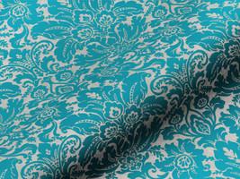 Möbelstoff CLASSIC LIVING 62365140300 Ornamente blau