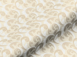 Möbelstoff BELVEDERE CLASSIC 62396140600 Ornamente creme-weiß
