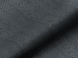 Möbelstoff GLORIA 62407140900 Uni anthrazit-schwarz