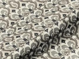 Möbelstoff GLORIA 62410140800 Ornamente beige
