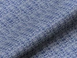 Möbelstoff CHIC 62427140300 Ornamente blau
