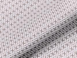 Möbelstoff BREEZE 62484140500 Muster Abstrakt grau
