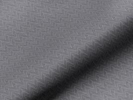 Dekostoff ORIGAMI blickdicht 42281130500 Muster zick-zack grau
