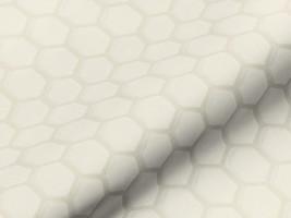 Dekostoff DOGATO blickdicht 42302135800 Muster Abstrakt beige