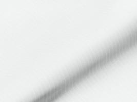 Gardinenstoff ANGELINA blickdicht 51842285600 Streifenmuster creme-weiß