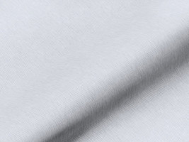 Gardinenstoff CASPER blickdicht 51855295500 Streifenmuster grau