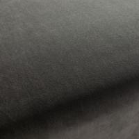 Möbelstoff Chivasso CITY VELVET VOL.2 CA7832/094 Uni schwarz-anthrazit