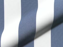 Möbelstoff Outdoor KRETA 715 Streifenmuster blau weiß