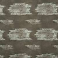 Dekostoff Vorhangstoff schwer entflammbar DIMOUT LINEN Muster Abstrakt braun