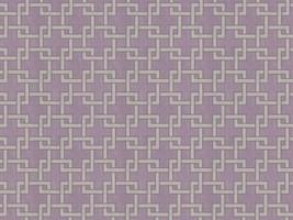 Vorhangstoff Jacquard MATRIX 2547/43 Muster Geometrie lila