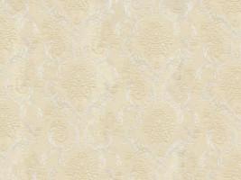 Dekostoff Vorhangstoff Jacquard TRIUMPH 2307/11 Barock Muster beige
