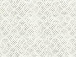 Dekostoff Vorhangstoff Jacquard TRIUMPH 2319/10 Geometrie Muster weiß