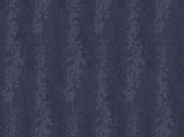 Dekostoff Vorhangstoff Jacquard LA VITA 2523/70 Muster floral blau