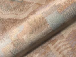 Möbelstoff Cereza 311 Geometrie gemustert beige braun