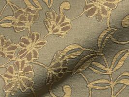 Möbelstoff CORTINA 964 Blumenmuster gelb
