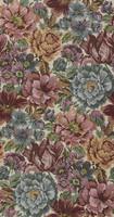 Möbelstoff Gobelin Zelotti 516 Blumenmuster