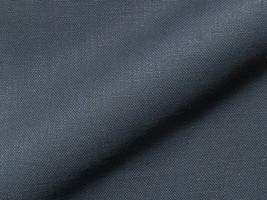Möbelstoff LINEN 527 Uni blau