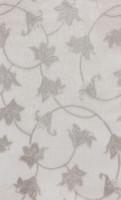 Möbelstoff Mohair BARONESSE 644 Blumenmuster grau