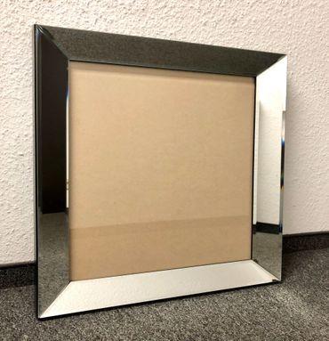 Bilderrahmen 50x50cm Spiegelrahmen Rahmen Colmore Spiegel Glas Fotorahmen Neu