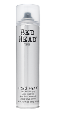 TIGI Hard Head Hairspray 385ml