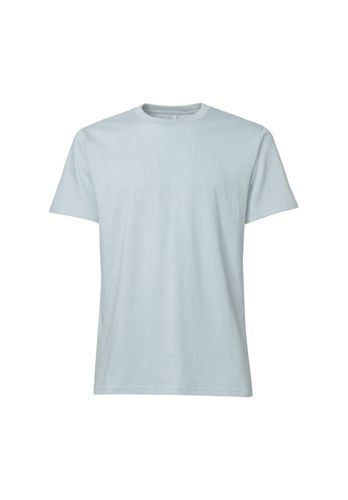 ThokkThokk TT02 T-Shirt Pearl Blue made of 100% organic cotton // GOTS and Fairtrade certified