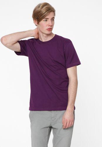 ThokkThokk Herren T-Shirt TT02 Violett Bio Fair