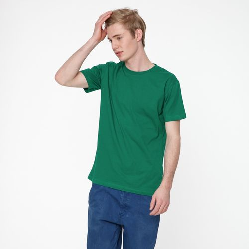 ThokkThokk TT02 T-Shirt Verdant Green made of 100% organic cotton // GOTS and Fairtrade certified
