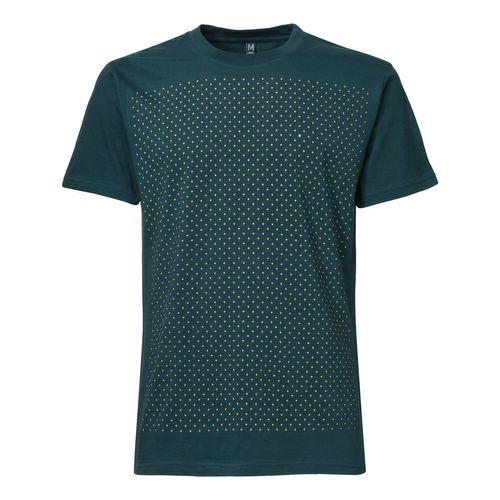 ThokkThokk Herren T-Shirt Plus Petrol Bio Fair