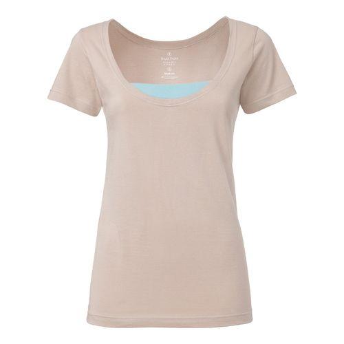 ThokkThokk Damen T-Shirt Beige Bio Fair