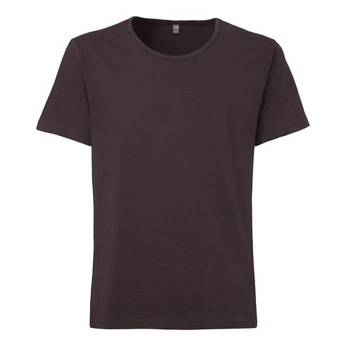 ThokkThokk TT19 Wide Neck T-Shirt Dark Brown