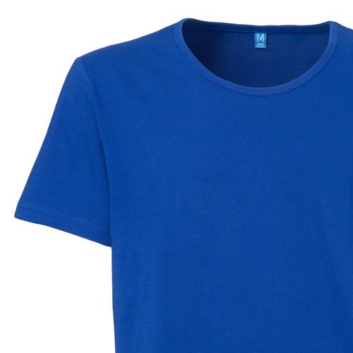 ThokkThokk TT19 Wide Neck T-Shirt Blue
