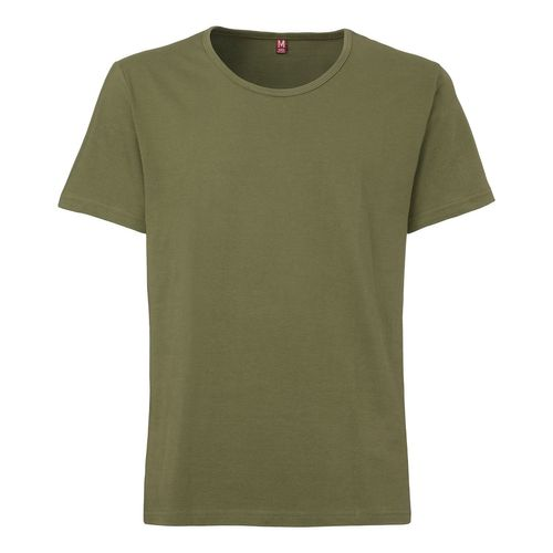 ThokkThokk TT19 Wide Neck T-Shirt Dark Green
