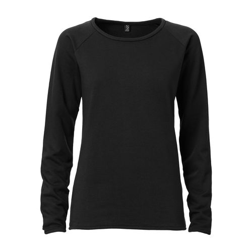 ThokkThokk TT1001 Sweater Woman Black
