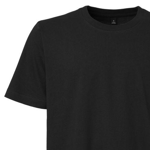 ThokkThokk Herren T-Shirt Schwarz Bio Fair