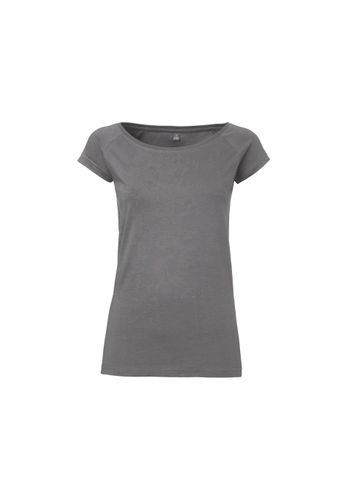 ThokkThokk Women T-Shirt Dark Grey Organic Fair