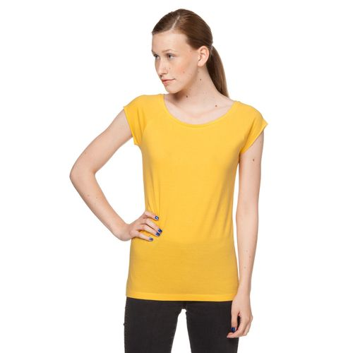 ThokkThokk TT01 Cap Sleeve Honey made of 100% organic cotton // GOTS and Fairtrade certified
