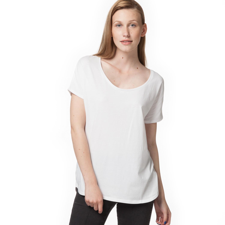 tt17 oversize t shirt white fairtrade gots sale damen. Black Bedroom Furniture Sets. Home Design Ideas