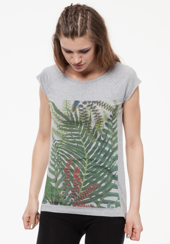 Jungle TT01 Cap Sleeve Melange
