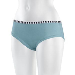 ThokkThokk TT21 Panty Smoke Blue GOTS Fairtrade