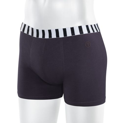 ThokkThokk TT15 Boxershort Asphalt made of organic cotton // GOTS and Fairtrade certified