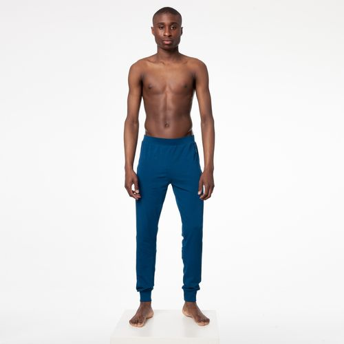 ThokkThokk TT43 Long Johns Man Peacock GOTS Fairtrade