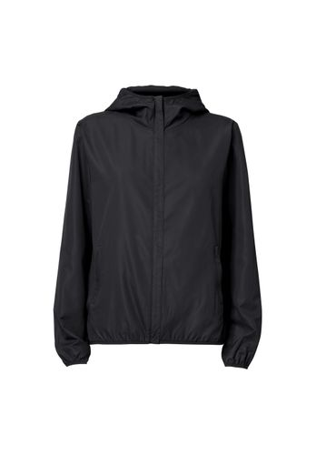 ThokkThokk Woman Windbreaker Black Sustainable Fair