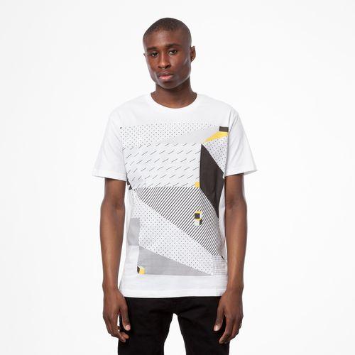 ThokkThokk 3D Illusion T-Shirt white aus 100% Biobaumwolle // GOTS und Fairtrade zertifiziert